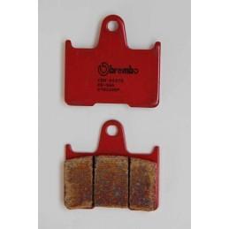 Pastillas traseras Brembo GSX-R 600/750 '04-05