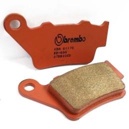 Pastillas traseras Brembo S1000RR