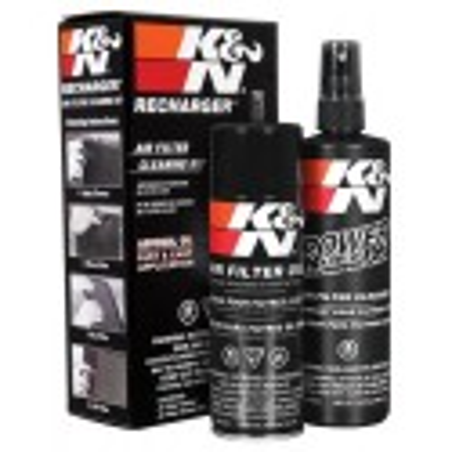 Kit K&N limpieza y engrase para filtros de aire