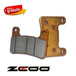 S001-EXC Endurance ZC00 Pastillas de freno