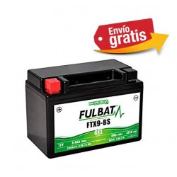YTX9-BS GEL FULBAT