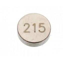 Pastilla de reglaje 7,5mm x 2,15