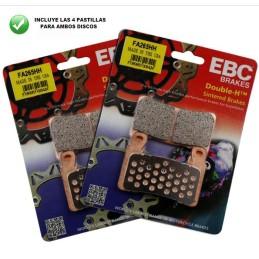 Pastillas delanteras EBC HH CBR954RR '02-03