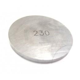 Pastilla de reglaje 29,5mm x 2,30