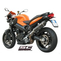 SC-Project Oval Carbono F800R '09-14