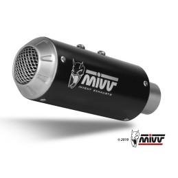 Mivv MK3 inox Z900 '17-20