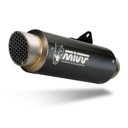 MIVV Suono Inox F650GS / F800GS '08-12