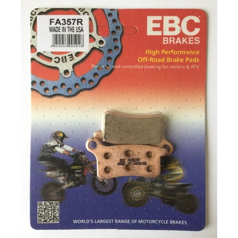 Pastillas de freno EBC