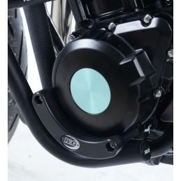 Protector de tapa de motor izquierda