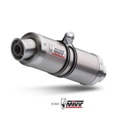 SILENCIOSO MIVV GP TITANIO para Z 800 E del 2013 al 2016