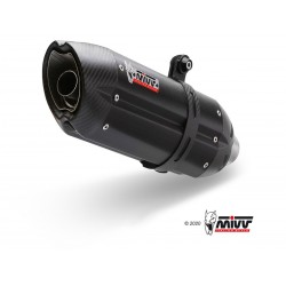SILENCIOSO MIVV SUONO BLACK para Z 800 del 2013 al 2016