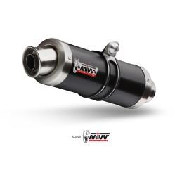SILENCIOSO MIVV GP BLACK para Z 800 del 2013 al 2016