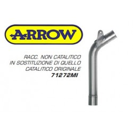 Supresor Catalizador Arrow FZ6' 04-06