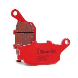 Pastillas traseras Brembo CBR600F '99-07