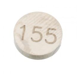Pastilla de reglaje 7,5mm x 1,55