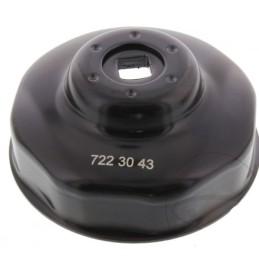 Llave filtro 76mm/8 bordes
