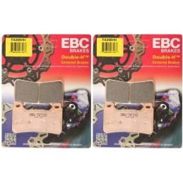 Pastillas de freno delanteras EBC HH CBR600RR ´05-06