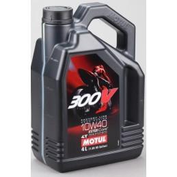 MOTUL 300V 10W40 4L