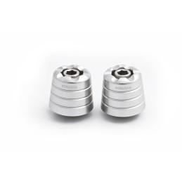 Contrapesos Aprilia Shiver 900 plata