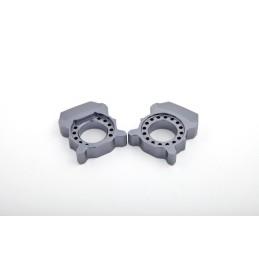 Bloques tensa cadena Honda CBR600RR '05-16 / CBR1000RR '04-07 titanio