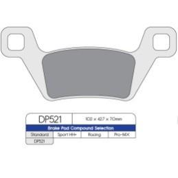 Pastillas de freno DP521