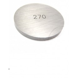 Pastilla de reglaje 29,5mm x 2,70