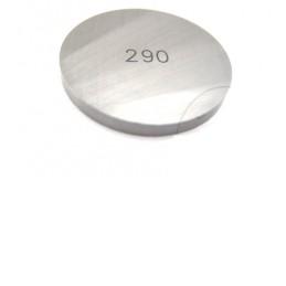 Pastilla de reglaje 29,5mm x 2,90
