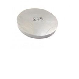 Pastilla de reglaje 29,5mm x 2,95