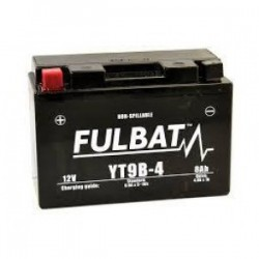 Batería de Gel YT9B-4 FULBAT