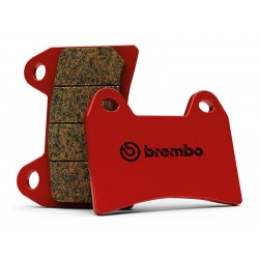 Pastillas traseras Brembo R1200GS '13-15