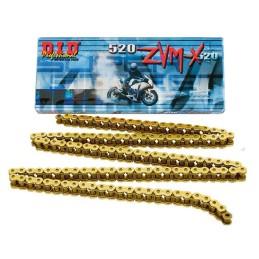 Cadena DID 520 ZVMX super-reforzada