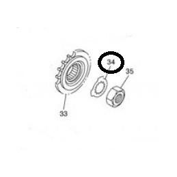 Arandela piñón de ataque FZ6 '04-06