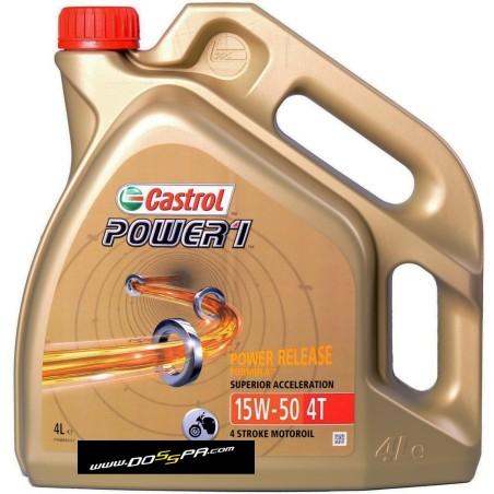 Castrol Power1 15w50