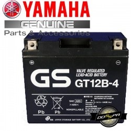 Batería Original de gel Yamaha FZ6 GT12B-4