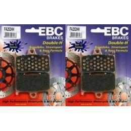 Pastillas delanteras EBC FZS1000 '01-05