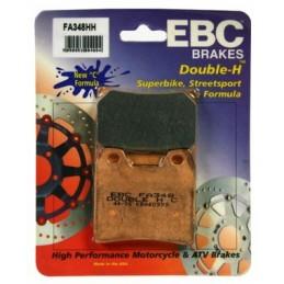 Pastillas traseras EBC HH FZS1000 '01-05