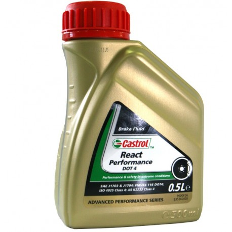 Castrol React Performance DOT4