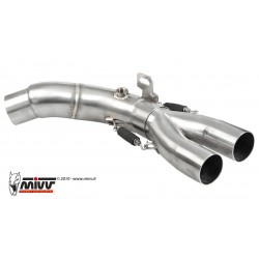 Supresor catalizador Mivv Honda CB1000R '08-