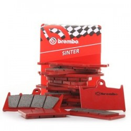 Pastillas traseras Brembo Daytona 675' 06 en adelante
