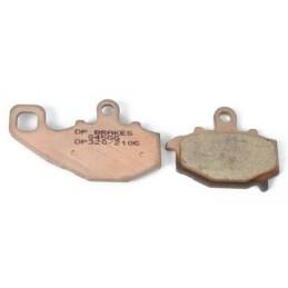 Pastillas traseras Dunlopad ZX6R '05-06