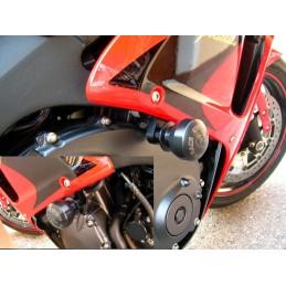 Topes anticaida Evotech Street defender HONDA CBR 1000 RR '06-'07