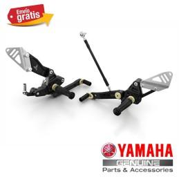 Estriberas ajustables original Yamaha MT07
