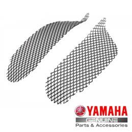 Tapas posteriores en malla de acero Original Yamaha MT07