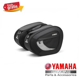 Maletas laterales blandas Original Yamaha MT09