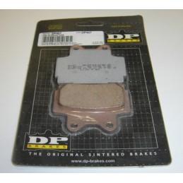 Pastillas traseras Dunlopad FZS600 '98-03