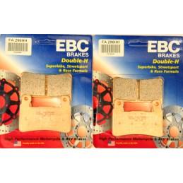 Pastillas delanteras EBC HH CBR600F '99-06