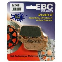 Pastillas traseras EBC HH CBR600F '91-13