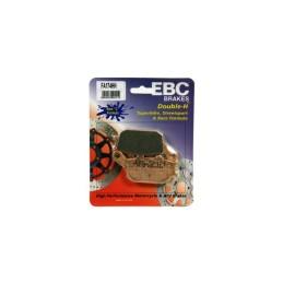 Pastillas traseras EBC HH CBF600 N/S ´04-13