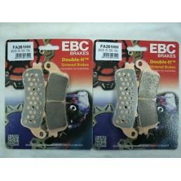Pastillas delanteras EBC HH CBR1100XX ´97-08