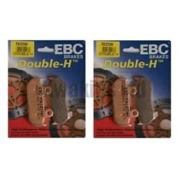 Pastillas de freno delanteras EBC HH CBR600F ´87-90